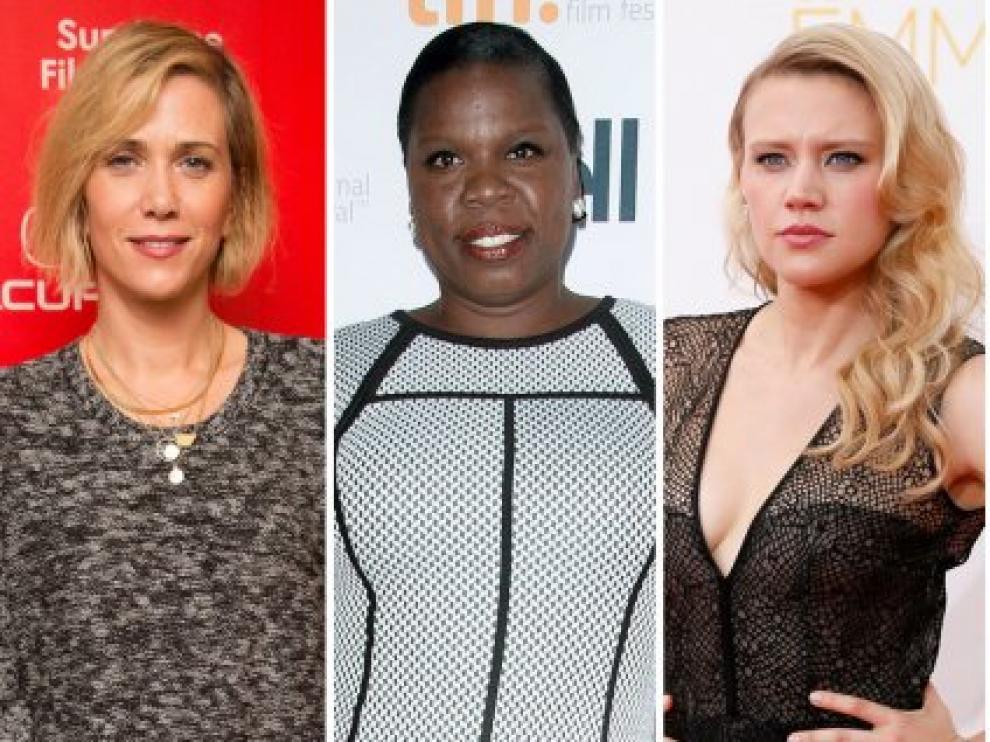 'Los cazafantasmas' volverán a la acción con protagonistas femeninas en 2016