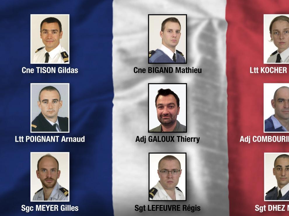 Identificados los militares fallecidos por el accidente en Los Llanos