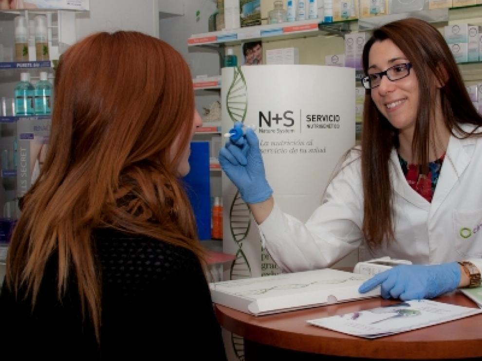 La nutrigenética revela información que permite contrarrestar tendencias genéticas negativas.