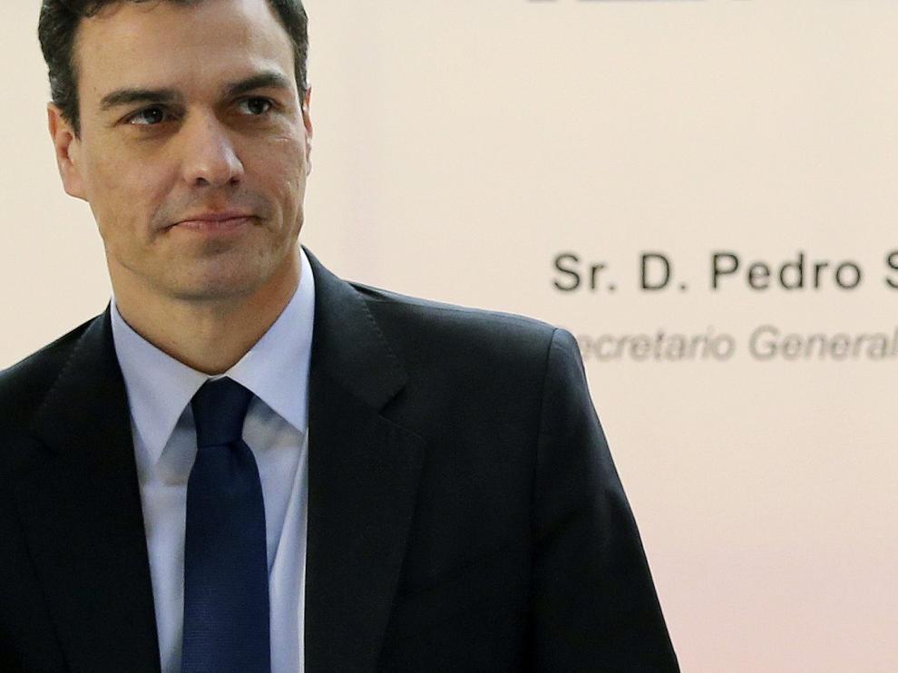 Sánchez durante el Foro ABC-Deloitte