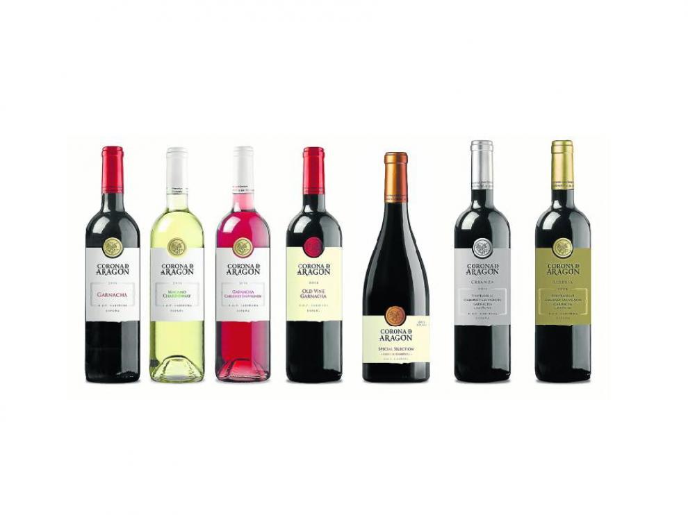 Vinos Corona de Aragón más modernos