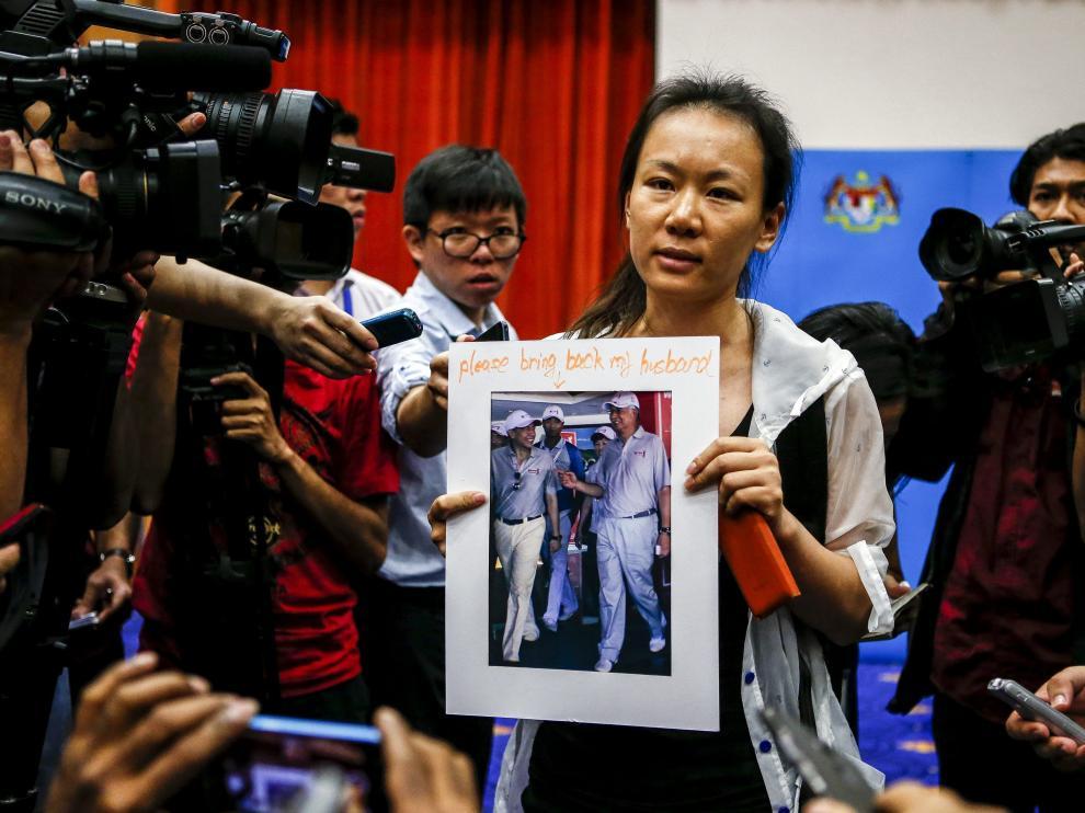 Los familiares de los desaparecidos piden que continúe la búsqueda