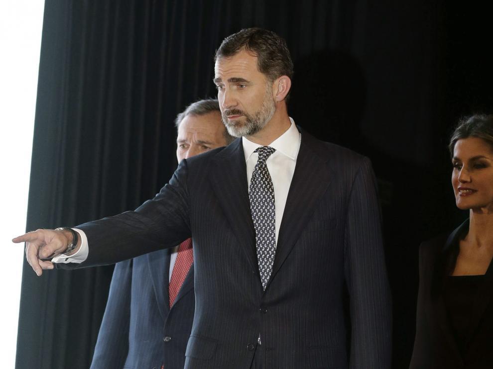 Felipe VI presidirá por primera vez la final de la Copa del Rey