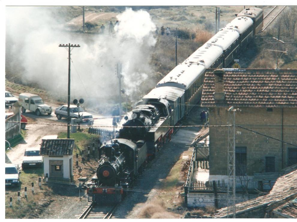 Para que la locomotora vuelva a la vida, en una primera fase se necesitarían 18.000 euros
