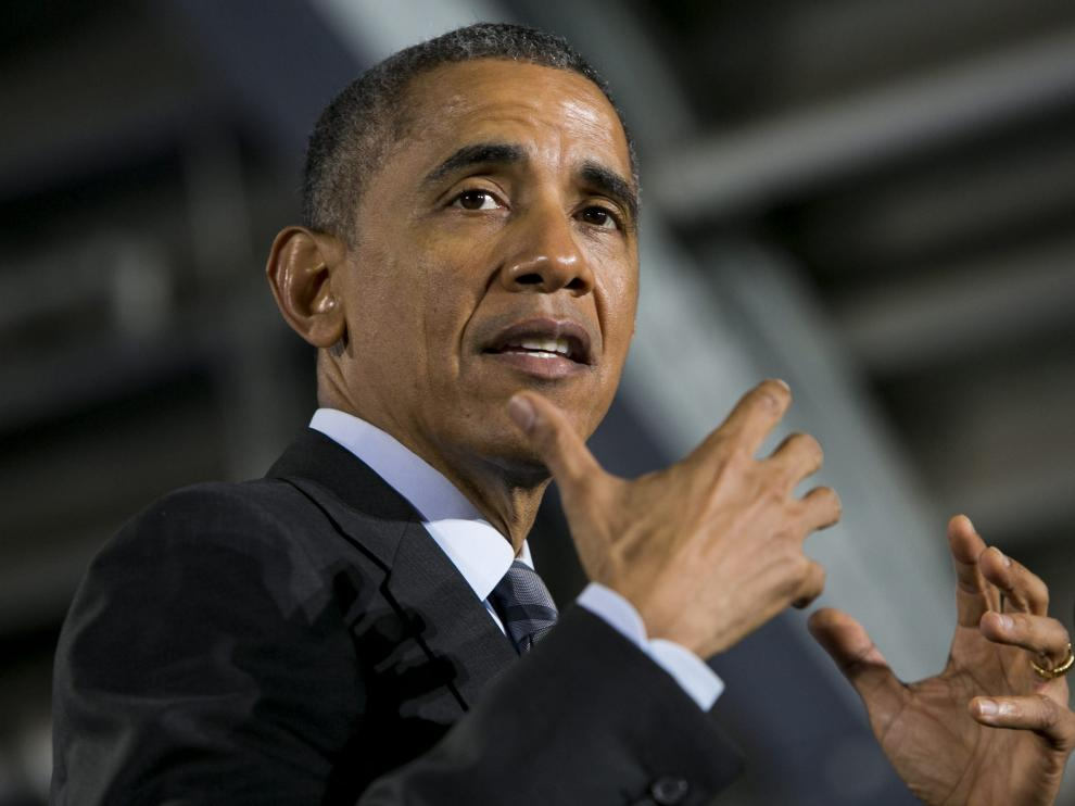Obama en una foto de archivo