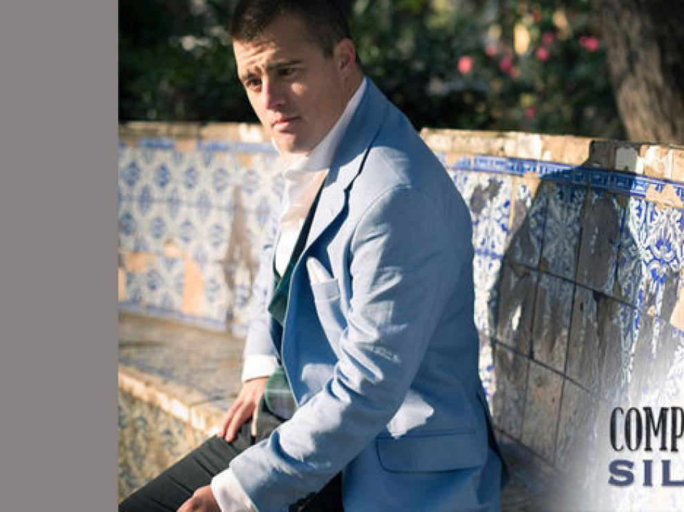 Raúl Rodríguez, joven de 32 años con síndrome de Down y modelo