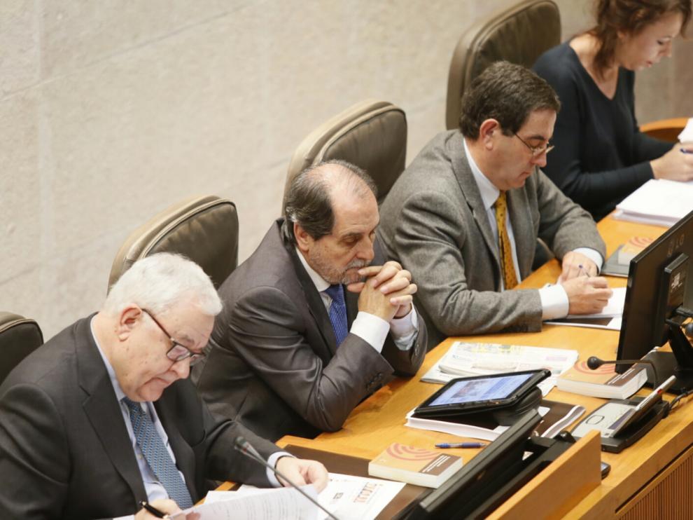 El dictamen de la comisión de Plaza llega a las Cortes