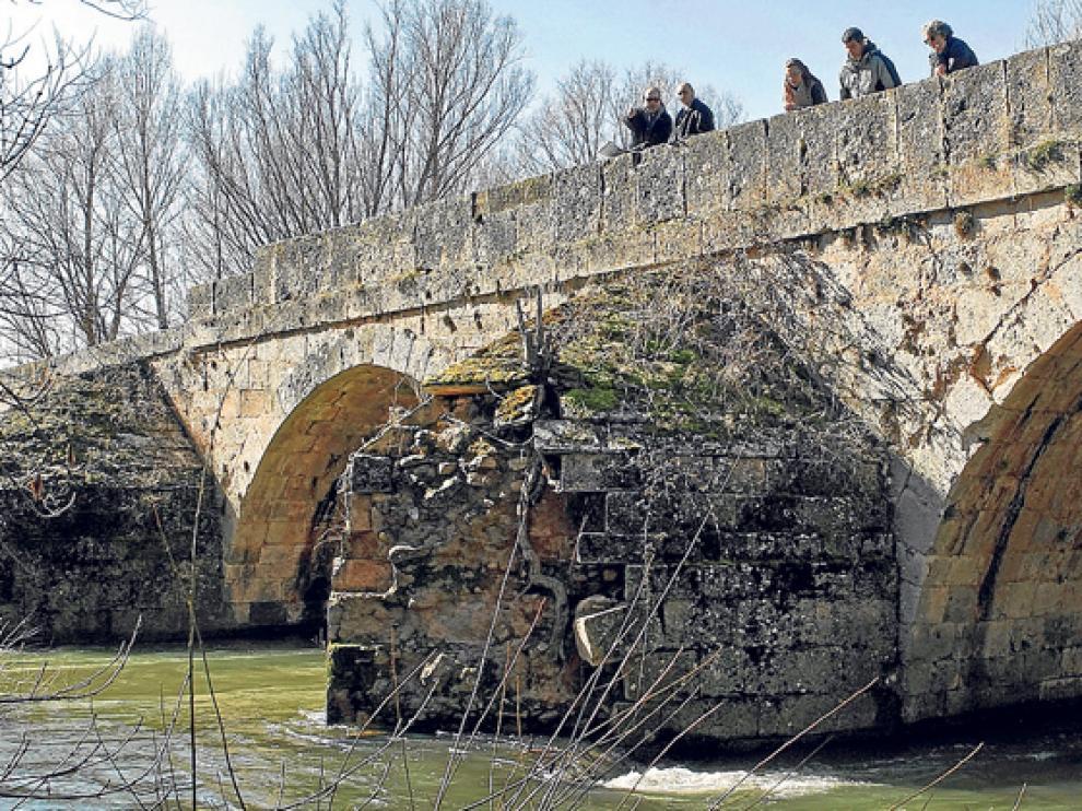 El puente de Andaluz