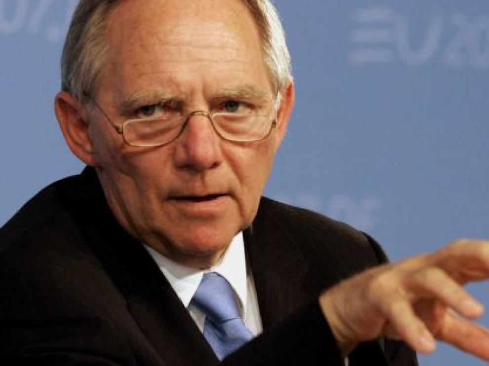 """Schäuble dice sobre el acuerdo con Grecia que """"gobernar es una cita con la realidad"""""""