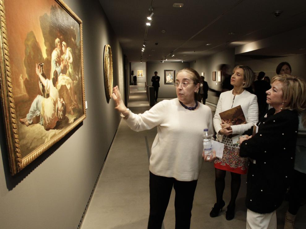 El Goya nunca visto, en su nuevo museo de Zaragoza