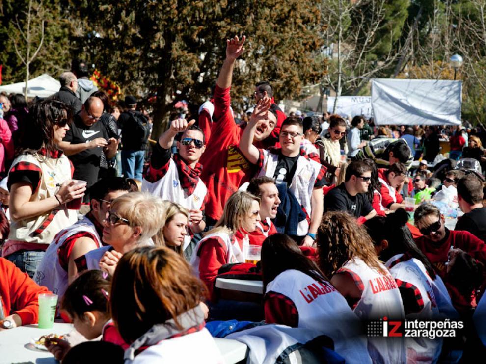 Interpeñas celebrará la Cincomarzada en Torre Ramona pese a la suspensión oficial