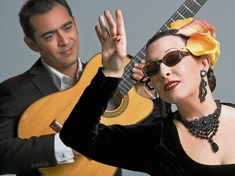 Martirio y Raúl Rodríguez recuerdan hoy (Las Armas) y mañana (Matadero) a la gran Chavela Vargas.