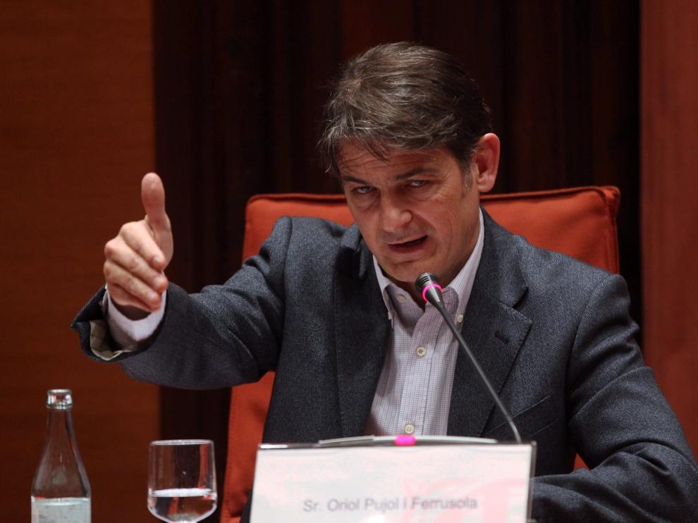 Orio Pujol ha comparecido en la comisión de investigación del Parlament sobre la fortuna oculta de su familia