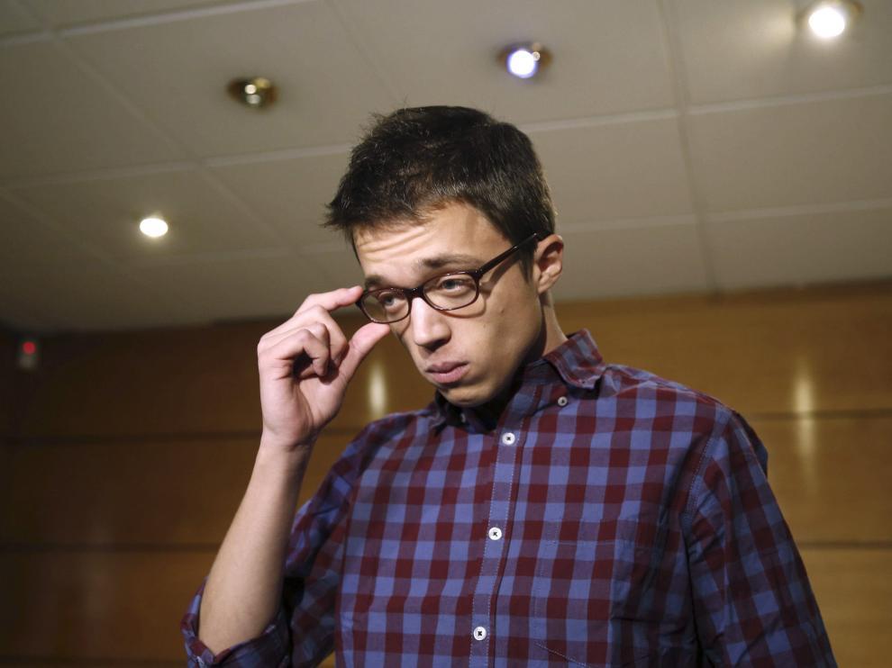 Errejón recurrirá la sanción de la Universidad de Málaga