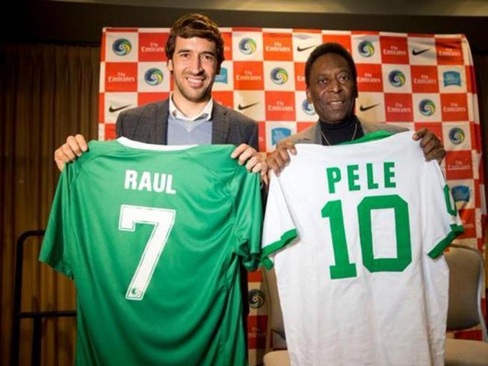 Cuba autoriza un partido entre su selección y el Cosmos de Raúl