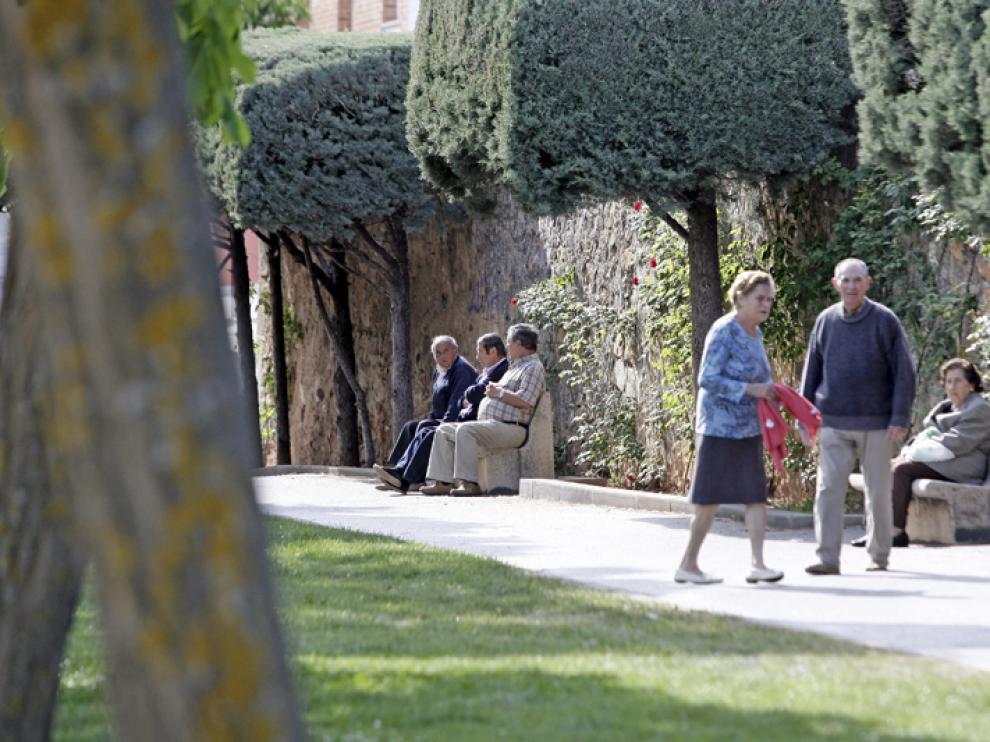 La pensión media de jubilación en España se cifra en 1.057,08 euros.