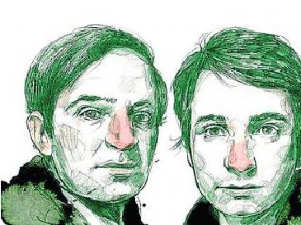 François Truffaut y Jean-Pierre Leaud