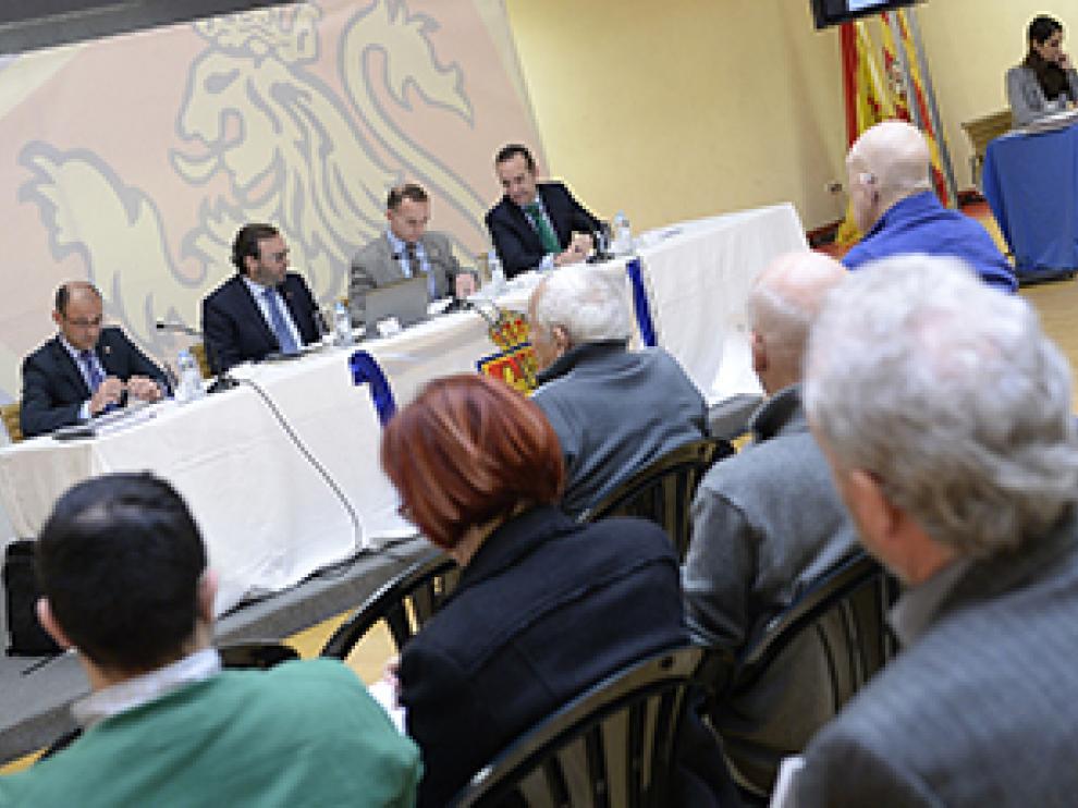 Junta General Extraordinaria del Real Zaragoza