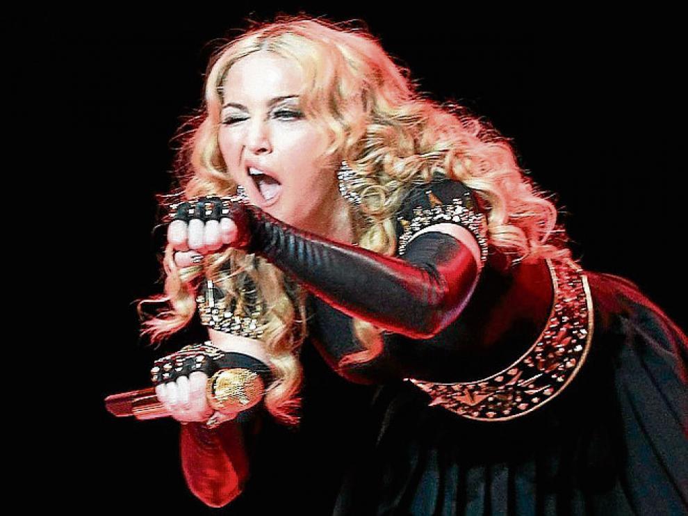 Madonna y las filtraciones