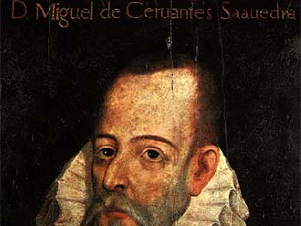 Retrato de Miguel de Cervantes, de Juan de Jáuregui (1600)