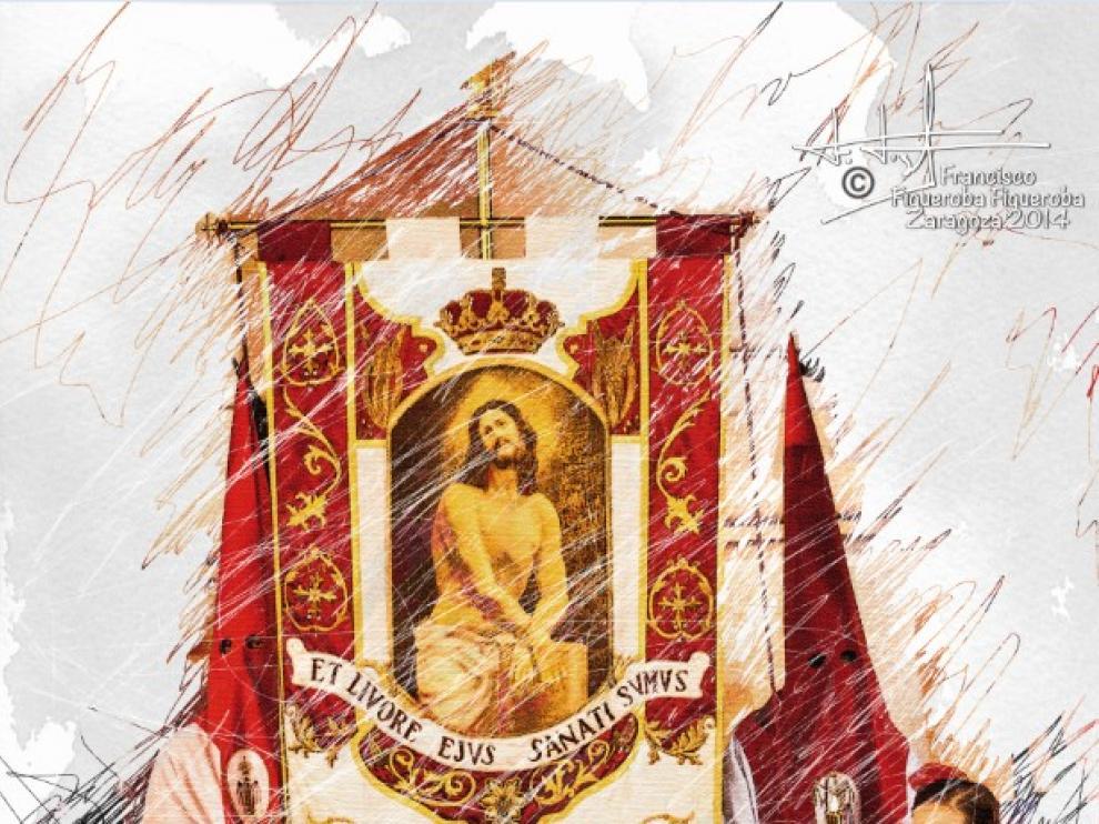 Historia de la Cofradía del Señor Atado a la Columna y de Nuestra Señora de la Fraternidad en el Mayor Dolor