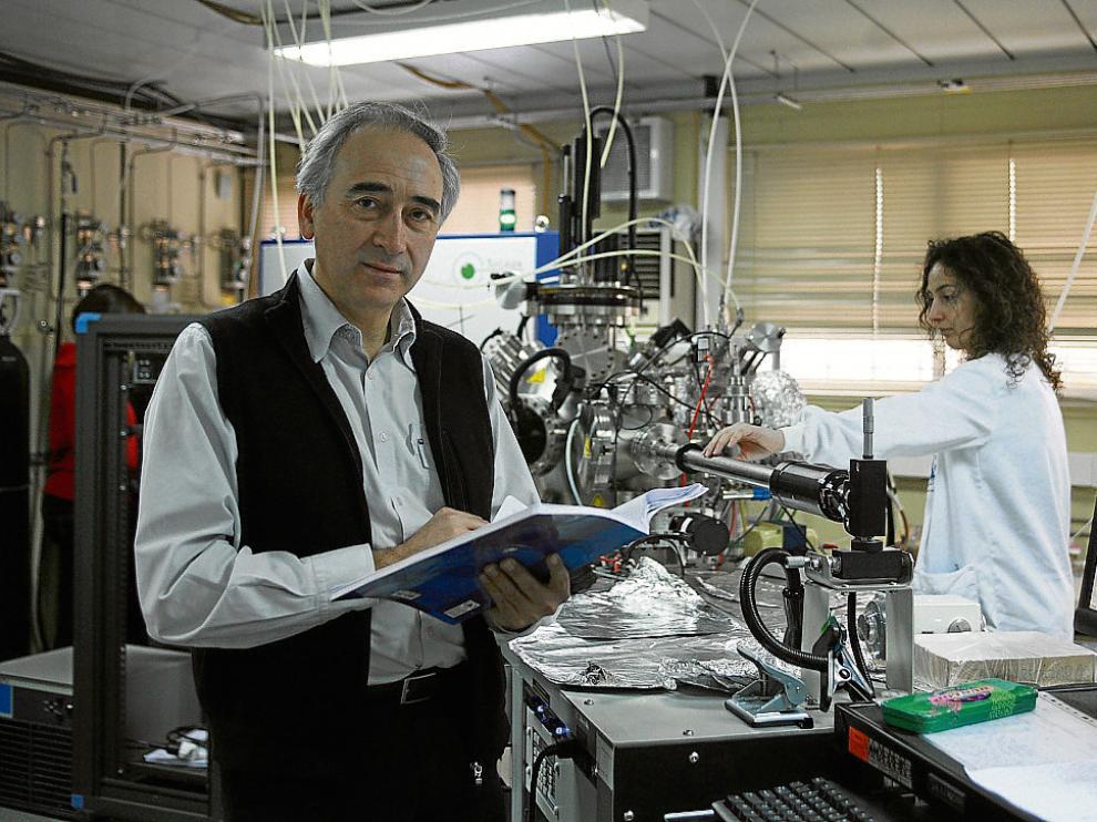 Ibarra es además el responsable del grupo de investigación Magnetismo en Nanoestructuras.