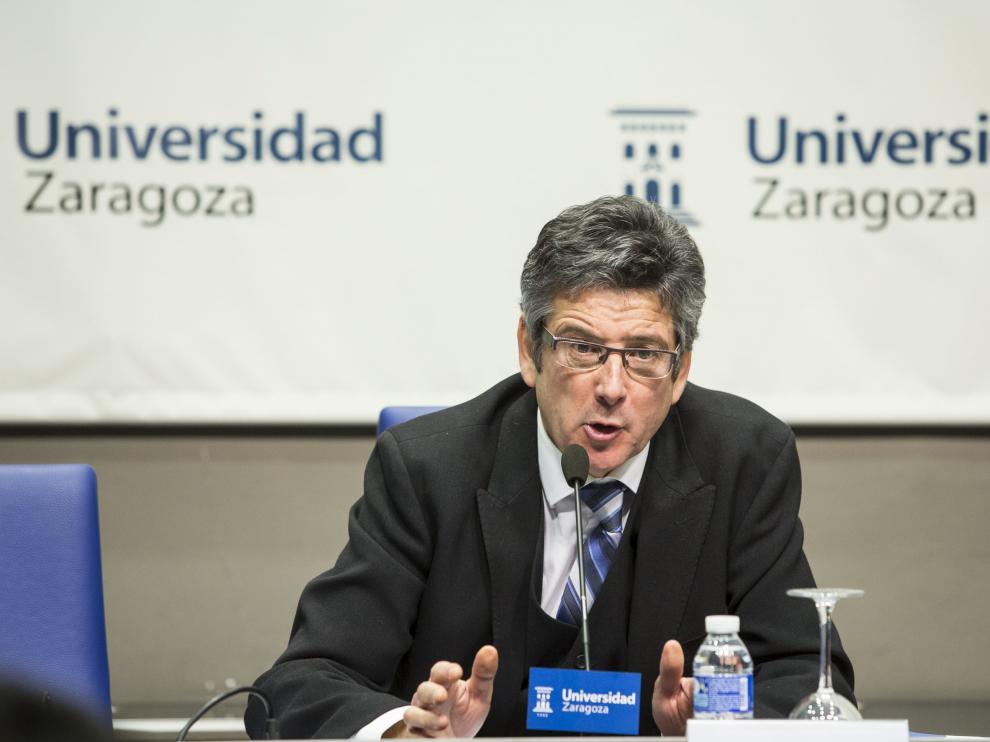 Javier Trivez en una foto de archivo