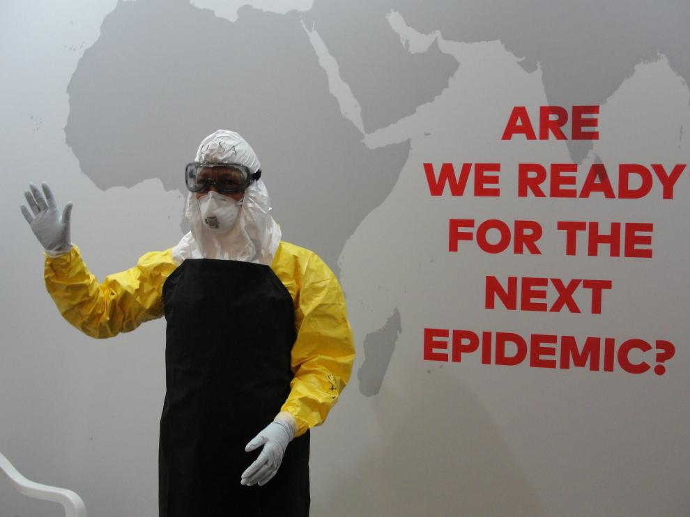 El 23 de marzo de 2014 se declaró el mayor brote de ébola de la historia