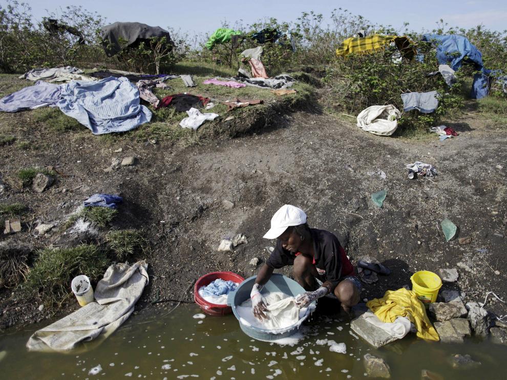 La insalubridad del agua es uno de los factores de riesgo de muerte evitable en los países menos desarrollados.