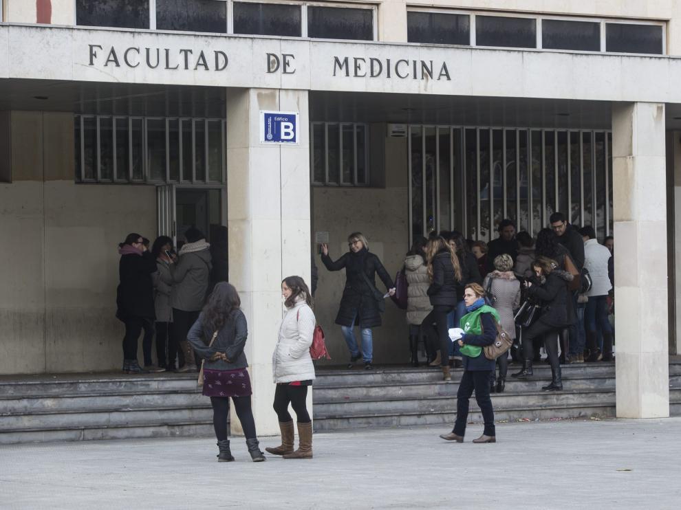 Facultad de Medicina de la Universidad de Zaragoza