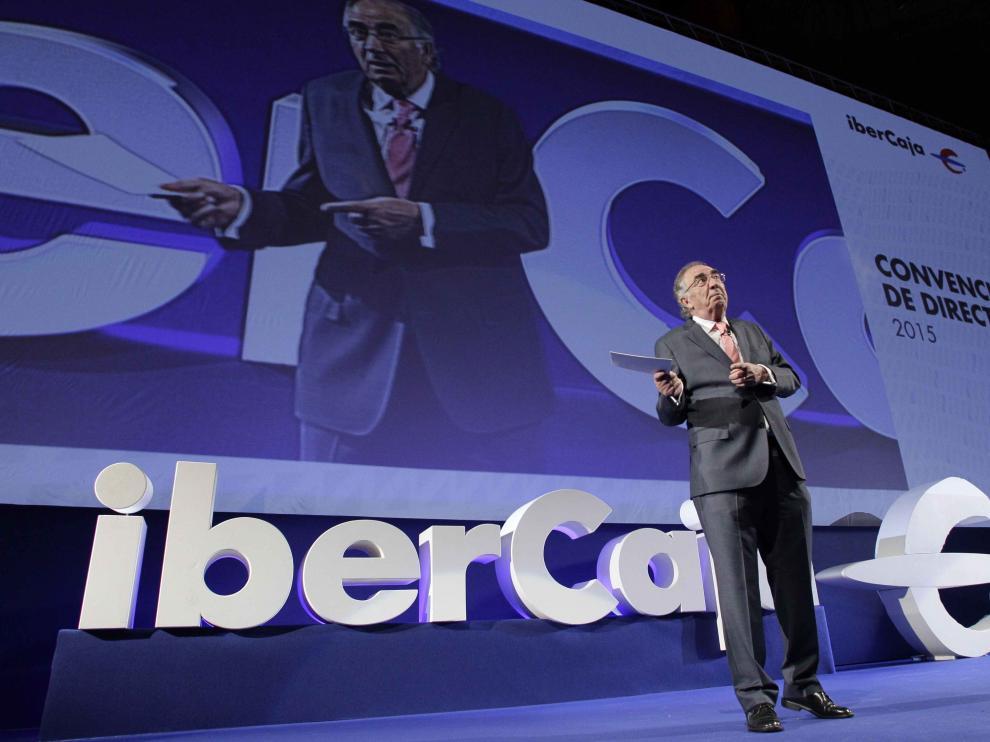 Ibercaja busca situarse entre las mejores entidades nacionales