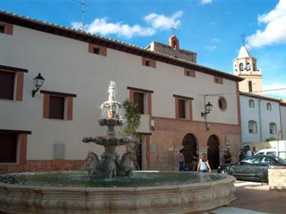 Plaza de Bello (Teruel)