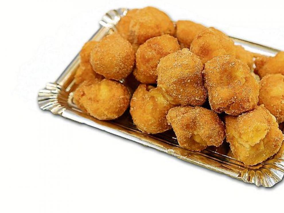 Receta de buñuelos de Cuaresma, dulces típicos de Semana Santa.
