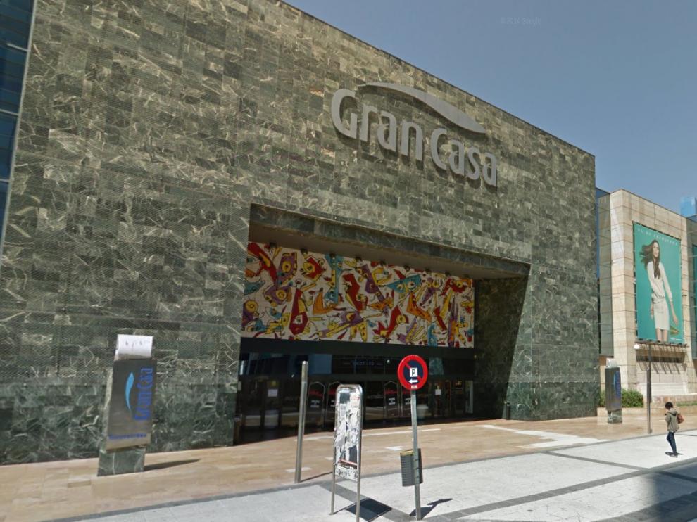 Centro Comercial GranCasa