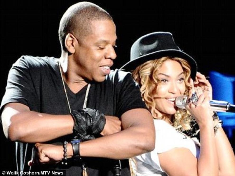 Jay Z, Beyonce y Madonna plantan cara a Spotify