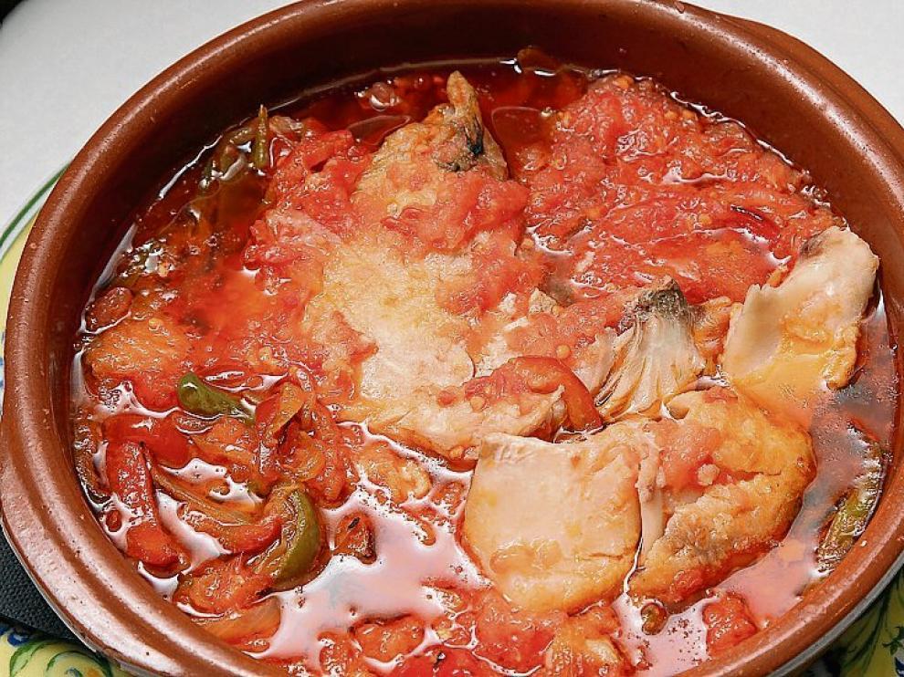 El bacalao salado, que era la comida del pobre, se ha convertido en un producto de lujo.