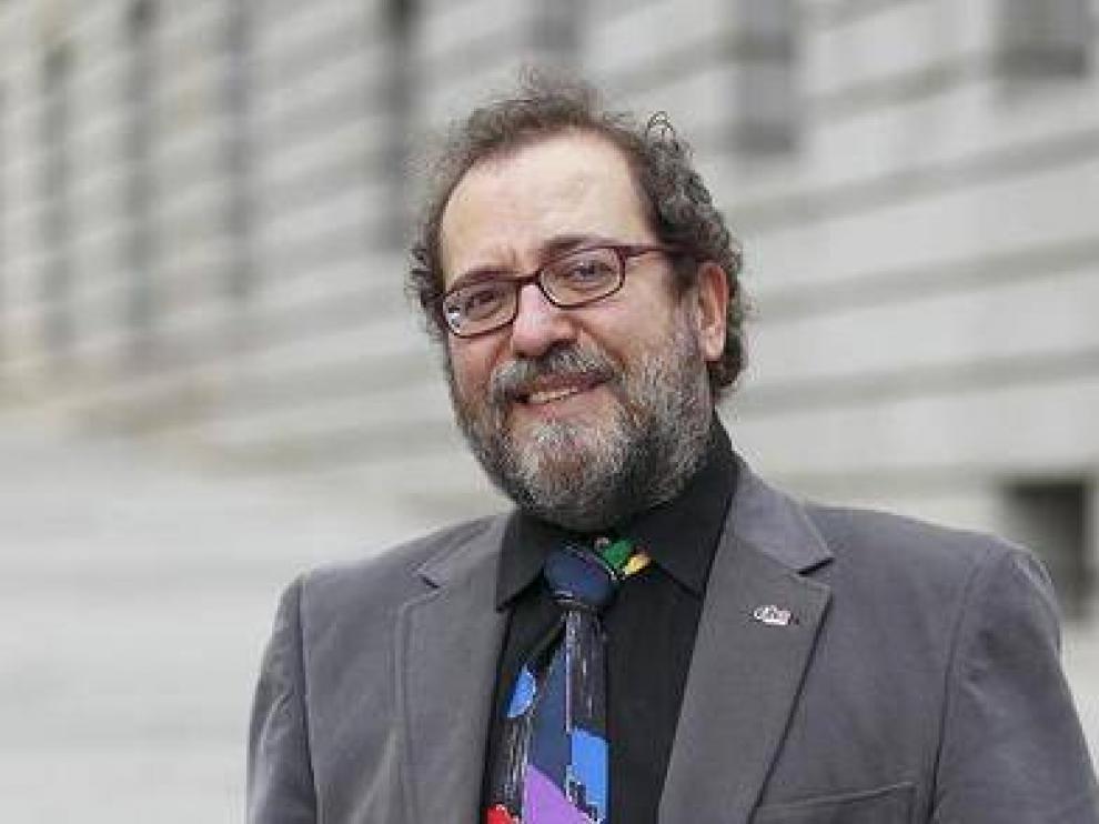 Yuste, exdiputado en el Congreso y escritor