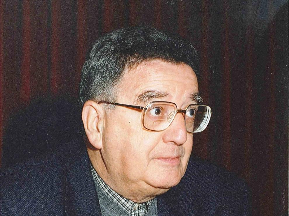 El musicólogo Pedro Calahorra