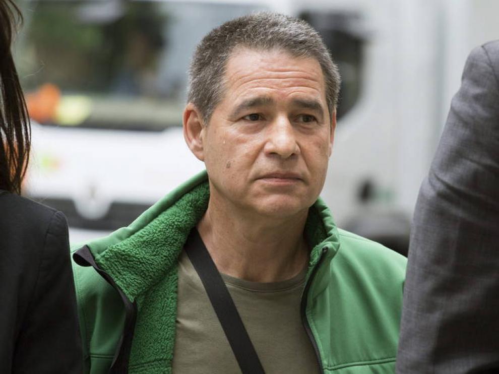 El etarra convicto Antonio Troitiño.