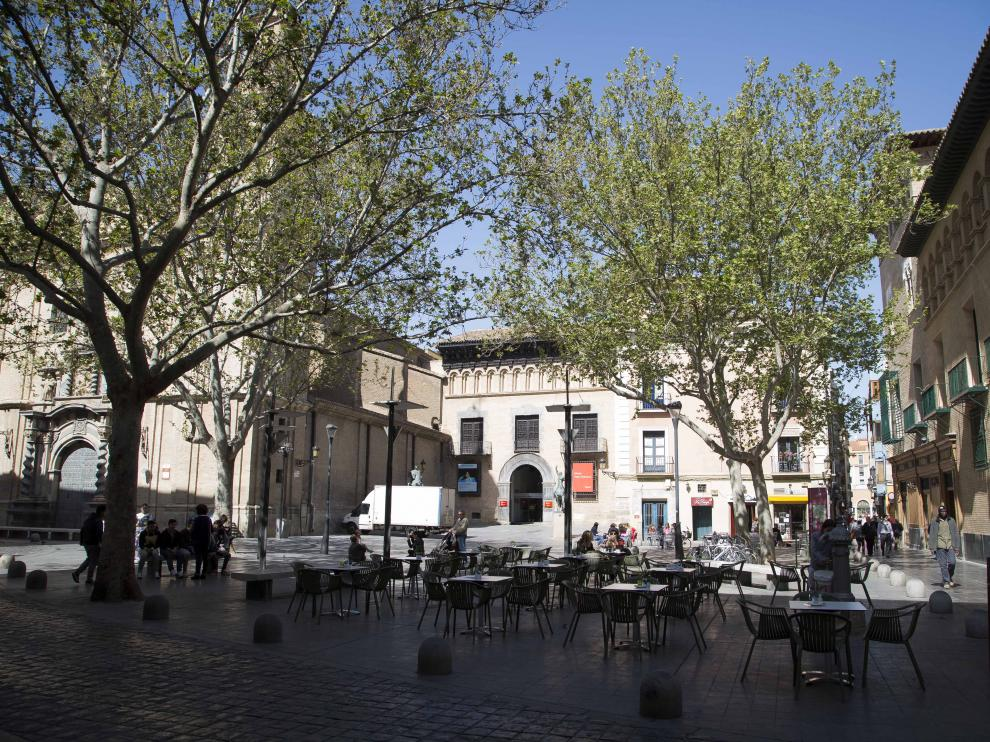 Plaza San Felipe, Casco, Zaragoza