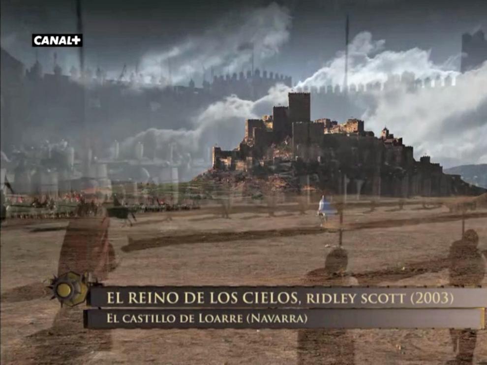 Imagen del vídeo ofrecido por Canal Plus de 'Juego de Tronos'