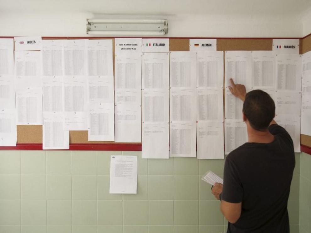 Escuela Oficial de Idiomas de Huesca.
