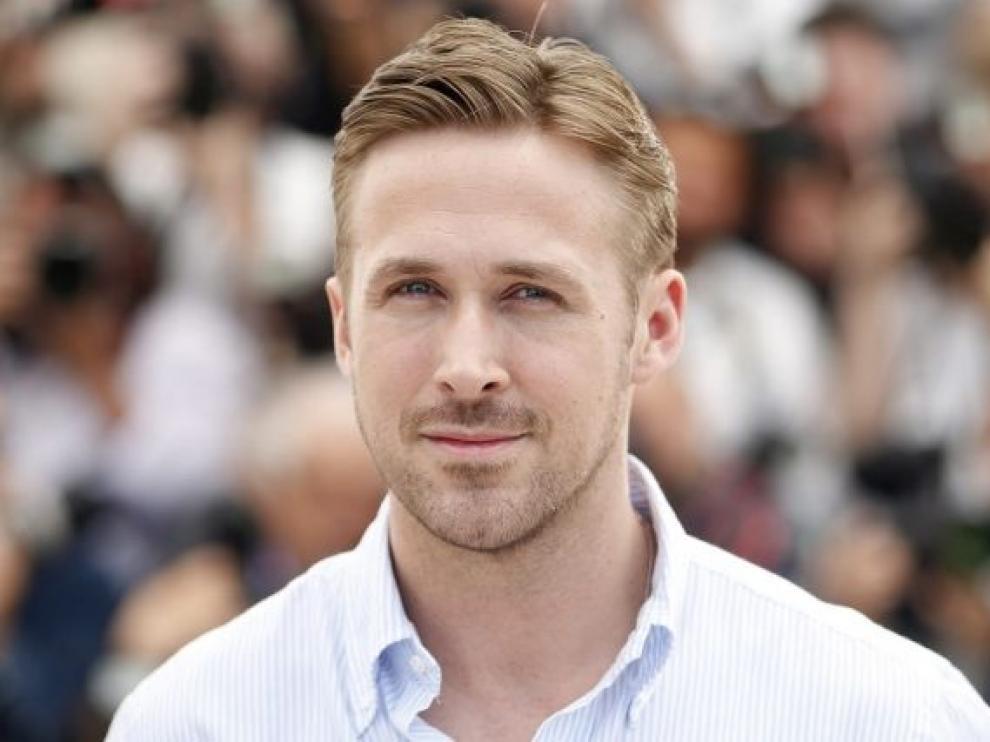 Ryan Gosling en una foto de archivo.