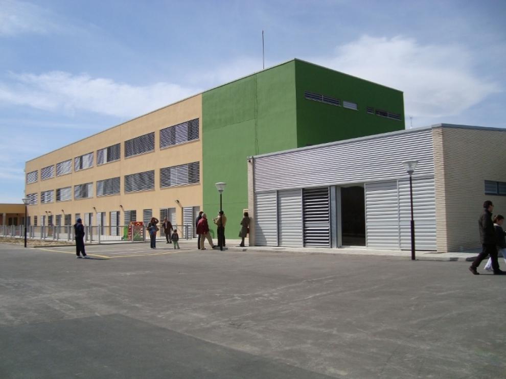 Colegio Foro Romano de Cuarte de Huerva, uno de los más solicitados de Aragón