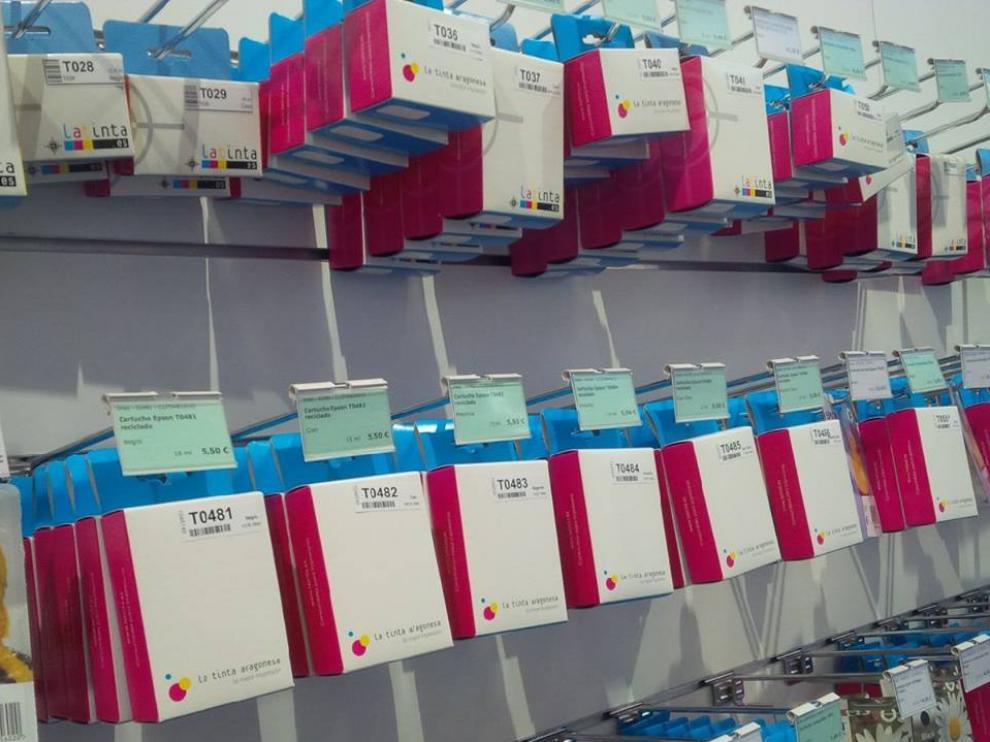 Los clientes que reciclan cartuchos encuentran descuentos de hasta el 10% en nuevos repuestos.