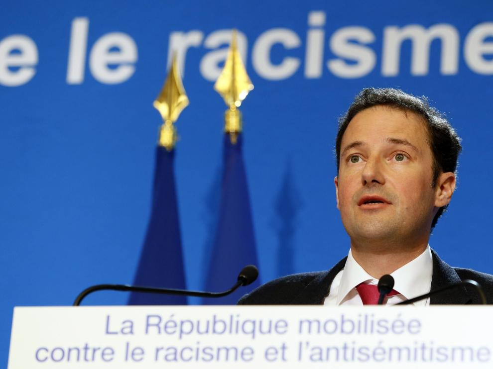 """Presentación del plan de """"lucha contra el racismo y el antisemitismo"""""""