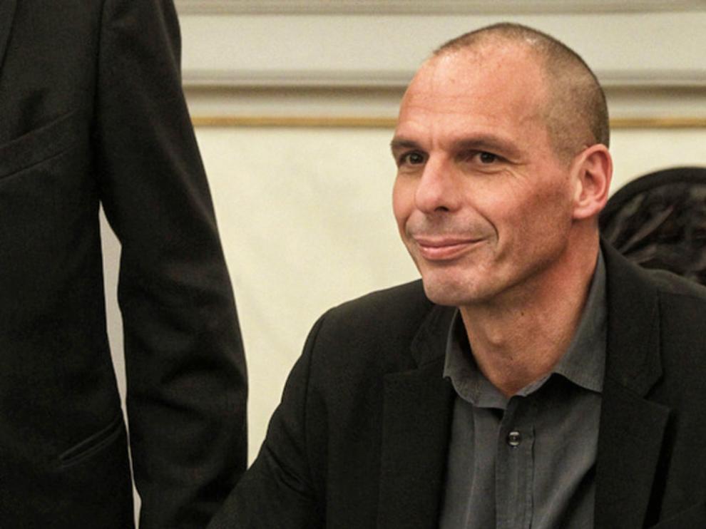 Évole entrevista a Varoufakis