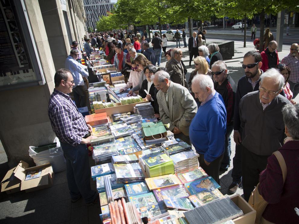 Feria del libro de 2015
