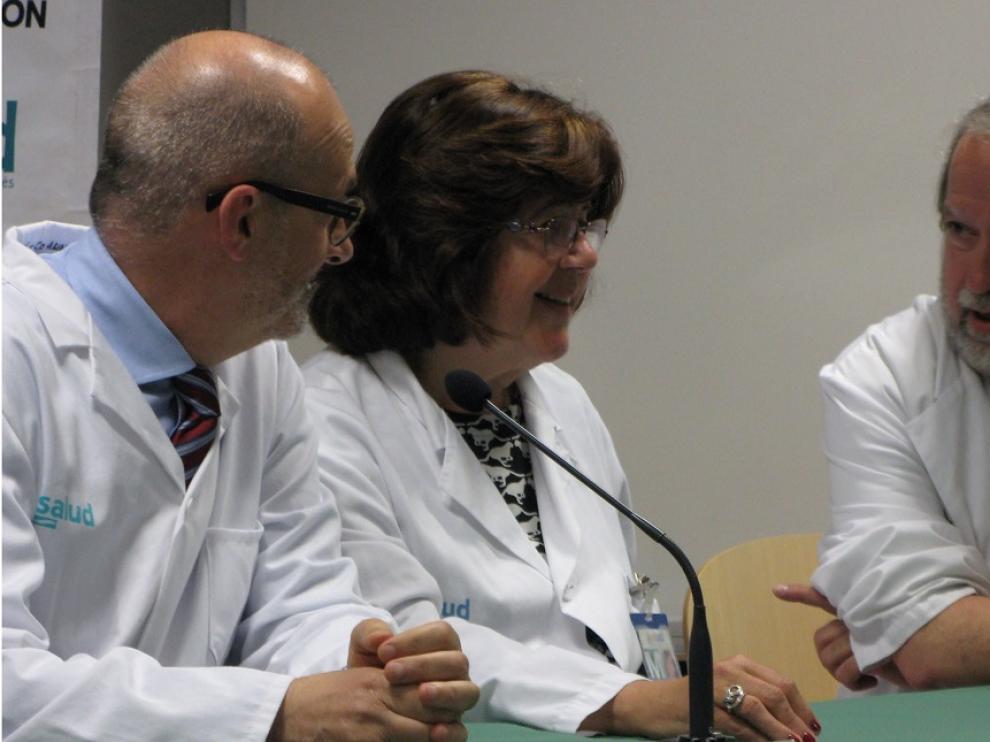 En Aragón no hay médicos suficientes para cubrir estas situaciones.