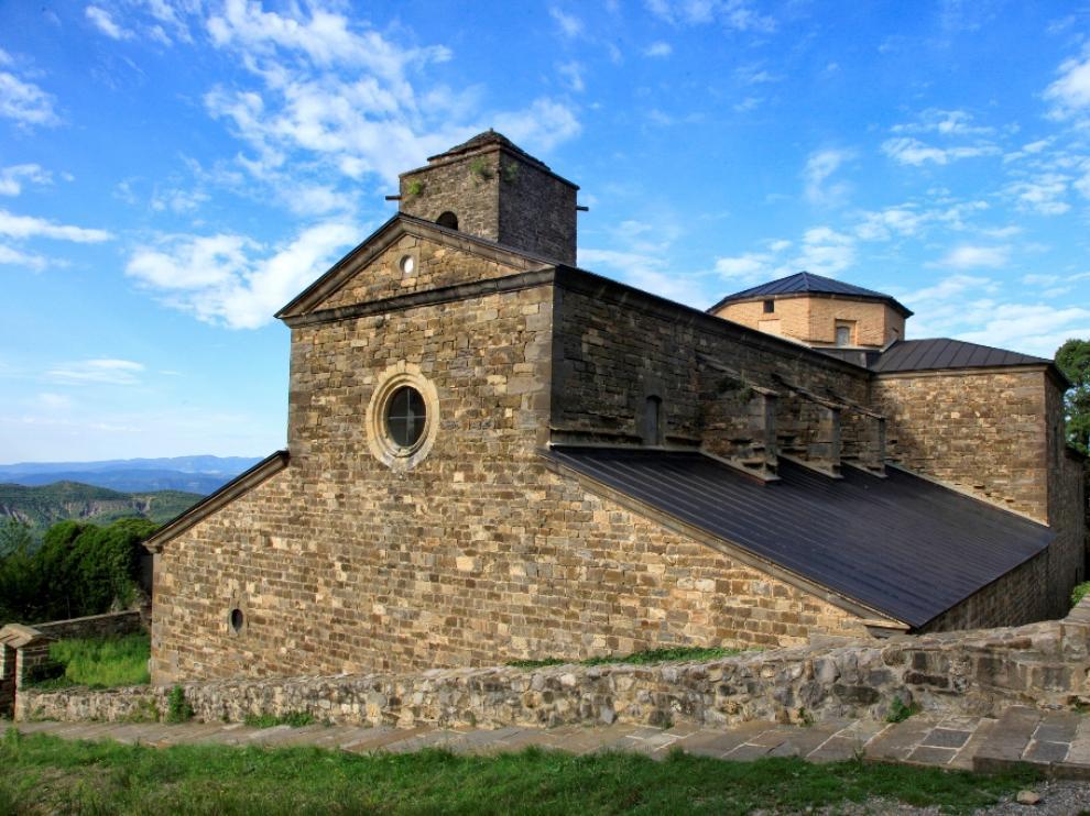 El Real Monasterio de San Victorián.